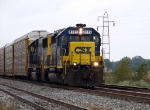 CSX 8335 CSXT 8335 & 8523.........................................74 cars